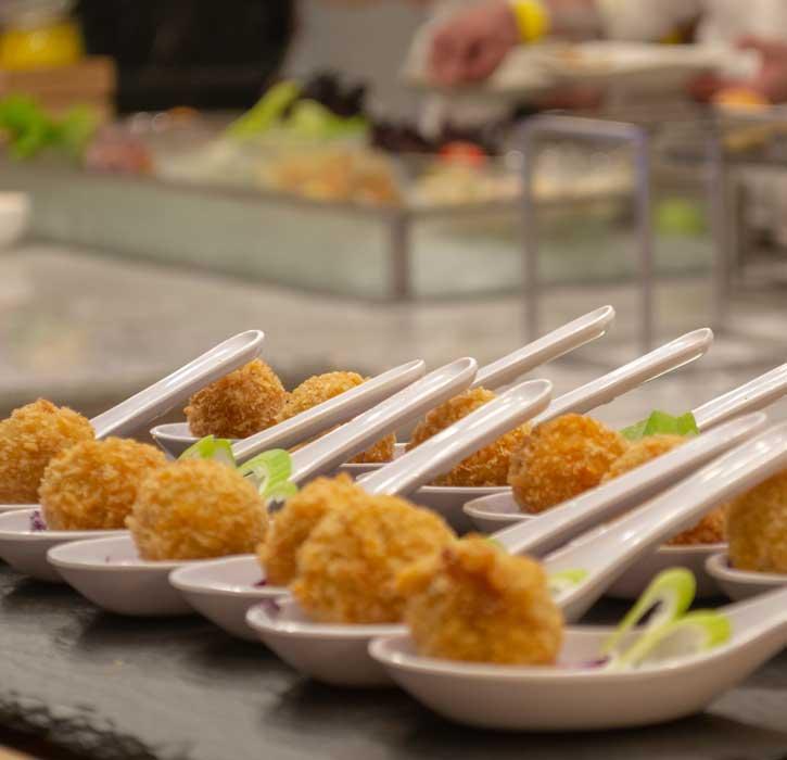 Alaboca Servicios de catering para cócteles y aperitivos